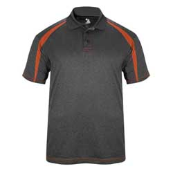 Badger Adult Fusion Polo.